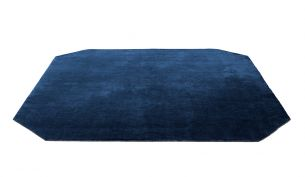 &tradition The Moor Rug | AP6 + AP8 | Blue Midnight