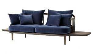&tradition Fly Sofa with Side Tables