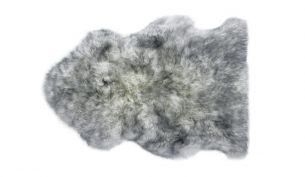 Auskin Standard Premium Schaffell | Grey Mist