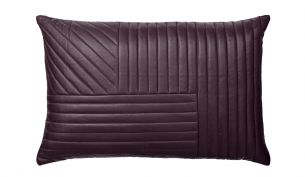 AYTM Motum Cushion | Bordeaux