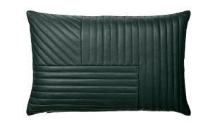 AYTM Motum Cushion | Forest Green