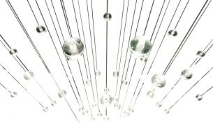 Bocci 14.36 Pendant light, rectangle