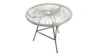 boqa Zipolite Side Table Outdoor