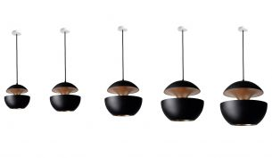 DCW Here Comes The Sun Pendant Lamp Copper