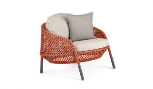Dedon Ahnda Lounge Chair