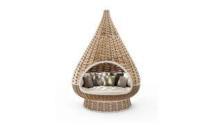 Dedon Nestrest Stehende Lounge