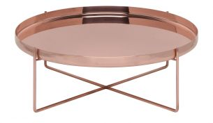E15 Habibi Side Table | Tray