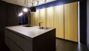 Eggersmann Showroom Kitchen
