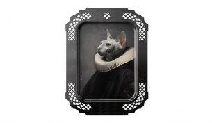 Ibride Madame La Cigogne Tablett