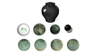 Ibride Yuan Narcisse | Schalen- und Tellerset