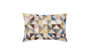 Niki Jones Harlequin Kissen 40x60 cm | Multi