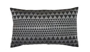 Niki Jones Isosceles Kissen | 30 x 50 cm | Slate