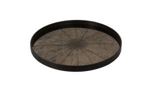 Notre Monde Bronze Slice Tray | L