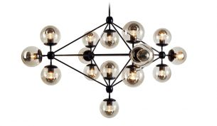Roll & Hill Modo 4-15 Chandelier