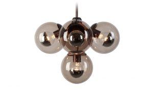 Roll & Hill Modo 5-Globes Pendant Lamp
