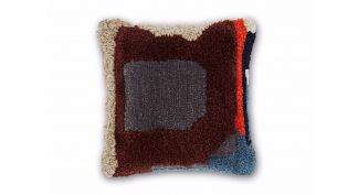 Tom Dixon Abstract Cushion | Wine