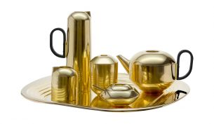 Tom Dixon Form Tea Set, 6-tlg.