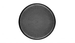XLBoom Bali Tablett matt Schwarz | Groß