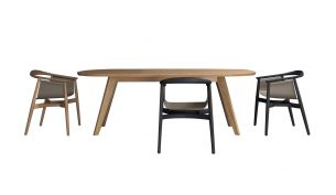 Zeitraum Cena Hyperelliptical Table
