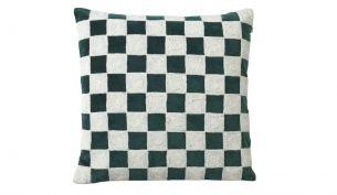 Chhatwal & Jonsson Mysore Cushion Green