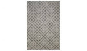 Chhatwal & Jonsson New Geometric Teppich Light Grey / Grey