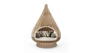 Dedon-Nestrest-standing-lounger-natural