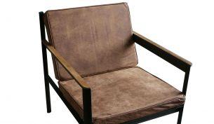Heerenhuis Cargo II Armchair distressed leather