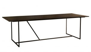 Heerenhuis Mesa Nero Table