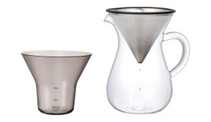 Kinto Slow Coffee Style Carafe Set
