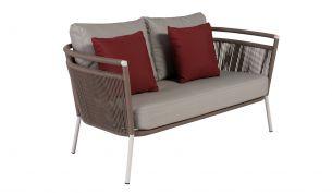 KOK Maison Vegas 2-Sitzer Sofa | Outdooor
