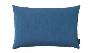 Louise Roe Diamond Remix Cushion | Blue