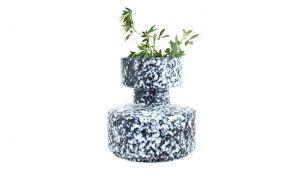 Mani Alma Vase | Steinoptik