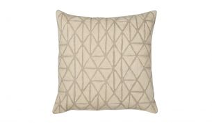 Niki Jones Berber Cushion Ecru / Linen
