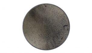 notre monde bronze mirror heavy aged