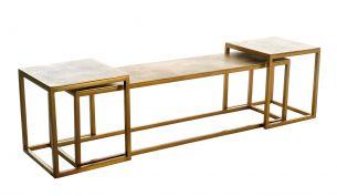 Pols Potten Slide Trio Side Table | Set of 3