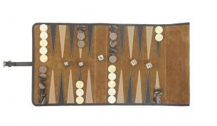 Hector Saxe Victor Travel Backgammon
