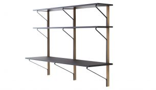 Artek Kaari REB 010 Wide Shelf with Desk