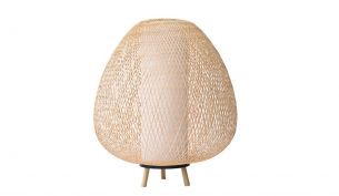 Ay Illuminate Twiggy Egg Floor Lamp | Natural