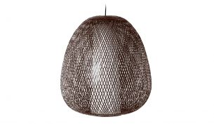 Ay Illuminate Twiggy Egg Pendant Lamp | Brown