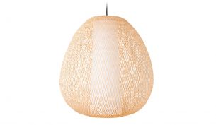 Ay Illuminate Twiggy Egg Pendant Natural