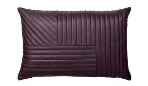 AYTM Motum Cushion | Bordeaux