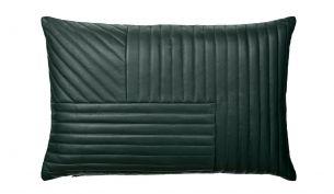 AYTM Motum Cushion | Forest Green