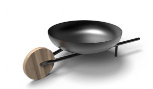 Konstantin Slawinski Barrow Fire Bowl / Barbecue