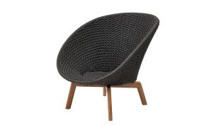 Cane Line Peacock Outdoor Loungesessel