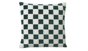 Chhatwal & Jonsson Mysore Cushion Green