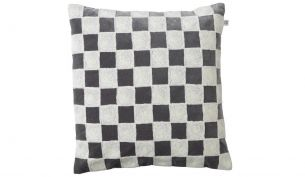 Chhatwal & Jonsson Mysore Cushion Grey