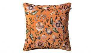 Chhatwal & Jonsson Suri Samtkissen 50 x 50 cm | Orange/Multi