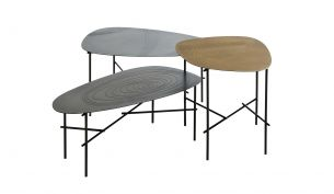 DeCastelli Syro Side Tables