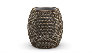 dedon dala planter medium rioja