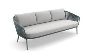 Dedon Rilly 2er Sofa | Teal Touch